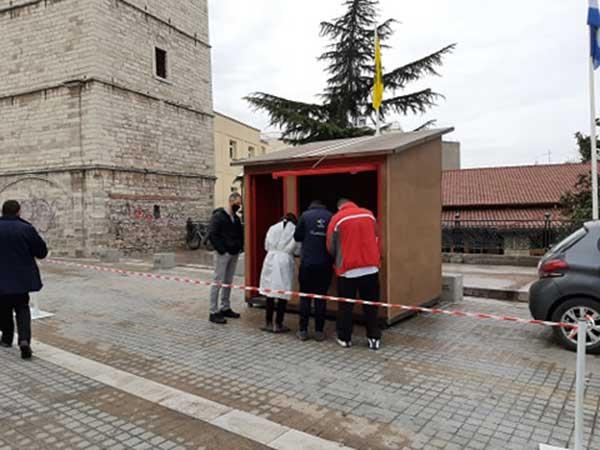 Τα αποτελέσματα των rapid test σε Κοζάνη και Βελβεντό