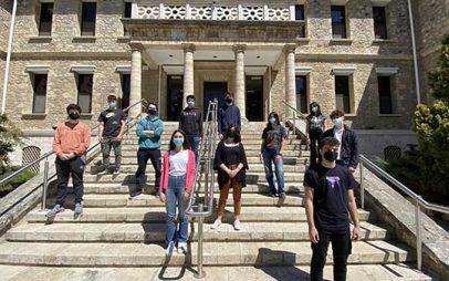Αυτή είναι η εντεκάδα των μαθητών της ΑΓΣ με υποτροφία σε πανεπιστήμια των Η.Π.Α.-Μεταξύ τους και ο Κωνσταντίνος Μαρκόπουλος από τη Δαμασκηνιά