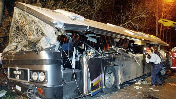 Σαν σήμερα το 2003: Η τραγωδία στα Τέμπη με τους 21 νεκρούς μαθητές που δεν θα ξεχαστεί ποτέ