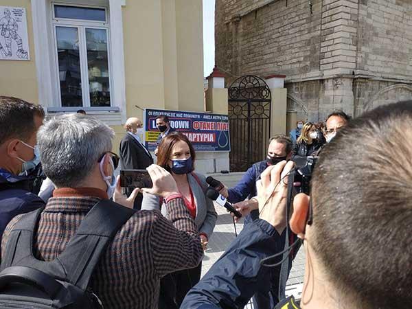 Καλλιόπη Βέττα: Η Π.Ε. Κοζάνης βιώνει τη μέγγενη από την εξάμηνη υγειονομική και οικονομική κρίση – Εύλογο και αναγκαίο το αίτημα για ειδική μεταχείριση της περιοχής