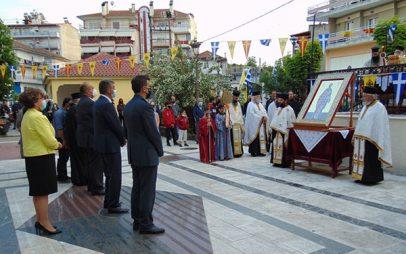 Τα Γρεβενά γιορτάζουν τον Πολιούχο τους Άγιο Αχίλλειο