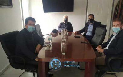 Συνεδρίασε η επιτροπή του Δήμου Φλώρινας για την αντιμετώπιση κρουσμάτων κορωνοϊού