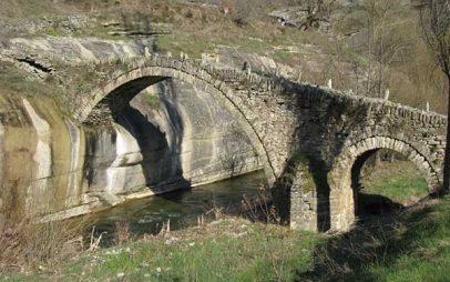 Υπογραφή Προγραμματικής Σύμβασης για την εκτέλεση του έργου «Αποκατάσταση του Γεφυριού Σβόλιανης Αγίας Σωτήρας Δήμου Βοΐου Π.Ε. Κοζάνης»