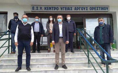 Υπογραφή Προγραμματικής Σύμβασης 2.050.000 € για την Ενεργειακή Αναβάθμιση του Γενικού Νοσοκομείου Καστοριάς
