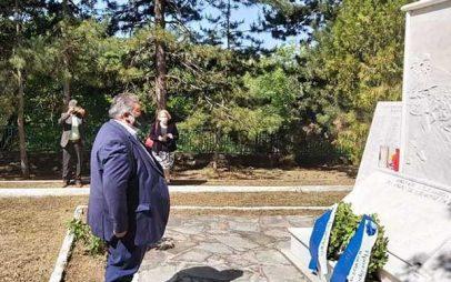 Εκδήλωση στη μνήμη των εκτελεσθέντων πραγματοποίησαν η Κοινότητα Πύργων και ο Δήμος Εορδαίας