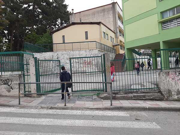Επιστροφή στα θρανία για τους μαθητές των δημοτικών- νηπιαγωγείων της Κοζανης
