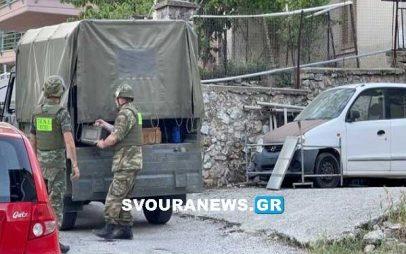 Βρέθηκε χειροβομβίδα σε σπίτι στην Καλλιθέα Καστοριάς
