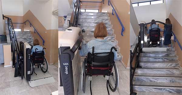 Δήμος Κοζάνης: Βελτίωση της προσβασιμότητας των ατόμων με αναπηρία στα δημοτικά κτήρια – Ολοκληρώθηκε η τοποθέτηση ανελκυστήρων σκάλας
