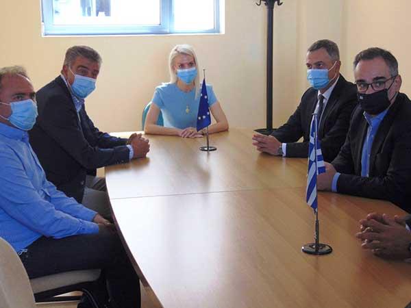 Την ίδρυση Πανεπιστημιακού Νοσοκομείου στη Δυτική Μακεδονία πρότεινε ο Δήμαρχος Γρεβενών στον Αναπληρωτή Υπουργό Υγείας
