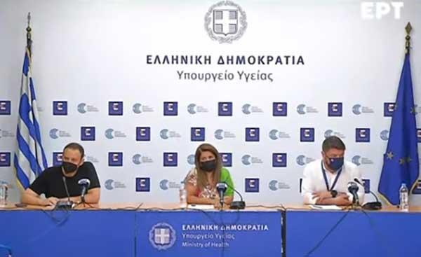 Κορονοϊός: Αναστέλλεται η χρήση μάσκας σε εξωτερικούς χώρους από αύριο Πέμπτη – Από 28 Ιουνίου αίρεται η απαγόρευση κυκλοφορίας