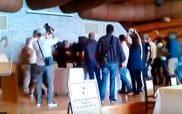 Επεισόδια στο συνέδριο του Εργατικού Κέντρου Κοζάνης-Πιάστηκαν στα χέρια ,επενέβη η αστυνομία