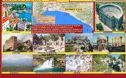 Παμφυλία – Μοψοπία η δυτική περιοχή της σημερινής περιφέρειας (επαρχίας) της Αττάλειας- του Σταύρου Π. Καπλάνογλου