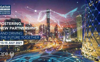 Qatar Matchmaking Event: Πρόσκληση συμμετοχής στην διαδικτυακή Εκδήλωση Επιχειρηματικών Συναντήσεων (B2B) στο Κατάρ, 13-15 Ιουλίου 2021