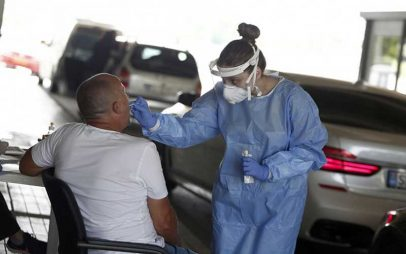 Τι ισχύει με τα rapid tests στα ελληνοαλβανικά σύνορα