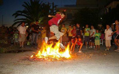 Πτολεμαΐδα: Οι Θρακιώτες ανάβουν τις φωτιές του Αι- Γιάννη