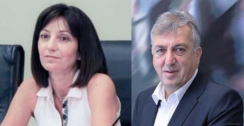Κυριάκος Μιχαηλίδης: Επειδή βλέπω μια ταύτιση απόψεων ευκαιρία είναι να κατεβείτε παρέα όλοι στις εκλογές εσείς που διαφωνείτε-Νούλα Τουμπουλίδου: Υποδείξεις για το που θα είμαι υποψήφια δεν δέχομαι από κανέναν