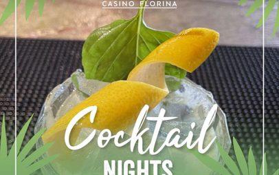 Cocktail night στο The Lynx Casino Florina την Πέμπτη 29/7