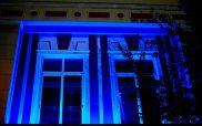 Στο μπλε της Ελλάδας το Δημαρχείο Γρεβενών για τον κορυφαίο πρωταθλητή Μίλτο Τεντόγλου – Καλή Επιτυχία Μίλτο!