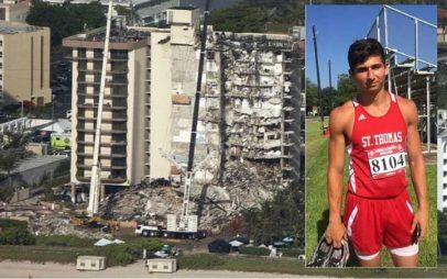 Κατάρρευση πολυκατοικίας Μαϊάμι: Ανασύρθηκε νεκρός ο 21χρονος Έλληνας ομογενής