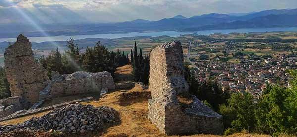 Στα Βυζαντινά Κάστρα Σερβίων (Φωτογραφίες)