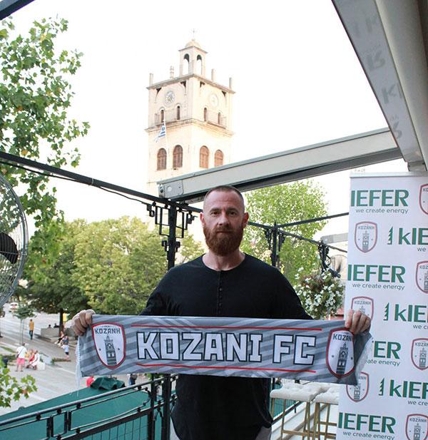 Ο Δημήτρης Κυριακίδης νέα μεταγραφή στον ΦΣ Κοζάνης