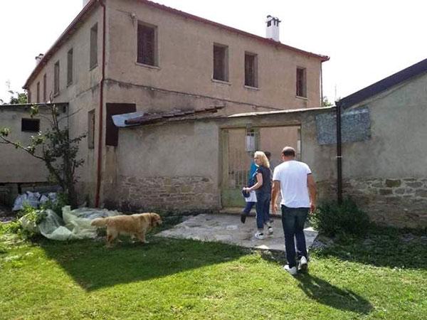 Κλιμάκιο Δ/νσης Αποκατάστασης Βορείου Ελλάδος σε Πτελέα – Κρανοχώρι