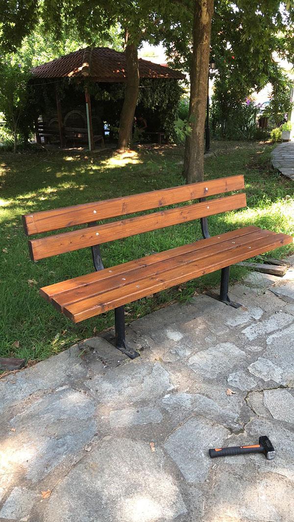 Δήμος Βοΐου: Αντικατάσταση υπαίθριων καθισμάτων