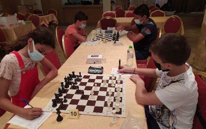 Προκριματικός Όμιλος Σκάκι Α' Εθνικής Κ.Δ.Μακεδονίας 2020