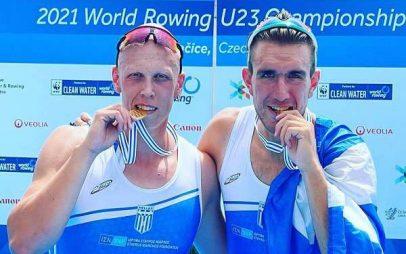 Παγκόσμιο Πρωτάθλημα Κωπηλασίας: Χρυσό μετάλλιο για τον Καστοριανό Χρήστο Στεργιάκα