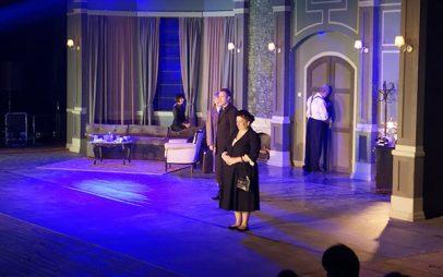 """""""Η Παγίδα"""" στο Υπαίθριο Δημοτικό Θέατρο Κοζάνης"""