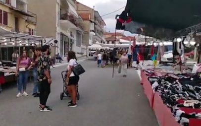 Βίντεο από την εμποροπανήγυρη του Τσοτυλίου