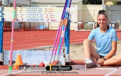 Η πρώτη συνέντευξη της ταλαντούχας 17χρονης Χριστίνας Ευκολίδου, αθλήτριας στίβου του ΦΣΚΑ Κοζάνης στο top-sport.gr (φωτογραφίες)