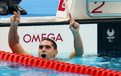 «Αντίο» από τον Χαράλαμπο Ταϊγανίδη από τους Παραολυμπιακούς του Τόκιο