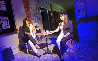 """Το Θεατροδρόμιο Κοζάνης στο Αερικό: """"Οι πιο δυνατές"""" μια διασκευή της Άννας Αδριανού σε έργο του Στρίμπεργκ"""