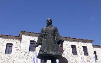 Πραγματοποιήθηκε στη Βλάστη εκδήλωση για τα 200 χρόνια από το θάνατο του Ιωάννη Φαρμάκη