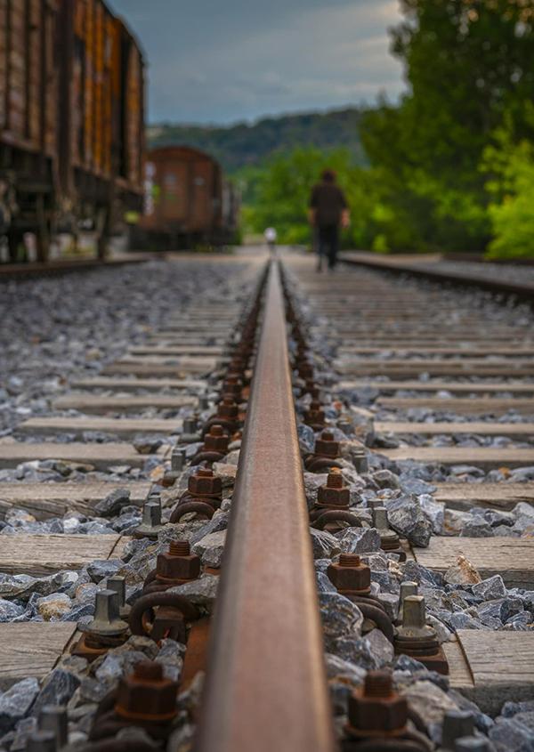 Η φωτογραφία της ημέρας: Σιδηροδρομικός σταθμός Κοζάνης