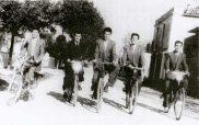 Σημειώσεις ενός Κοζανίτη: Φωτογραφία με ποδηλάτες το 1952