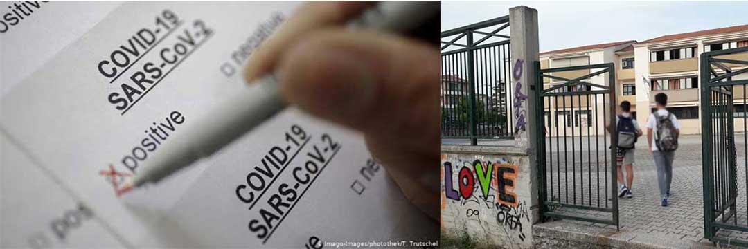 29 θετικά κρούσματα στα γυμνάσια και λύκεια της ΠΕ Κοζάνης σε δυο μέρες λειτουργίας