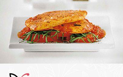 Κοτόπουλο πικάντικο με Κρόκο Κοζάνης