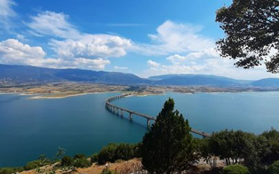 Φωτογραφία της ημέρας: Υψηλή Γέφυρα Σερβίων