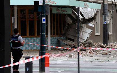Σεισμός 6 Ρίχτερ στην Αυστραλία – Ζημιές στη Μελβούρνη