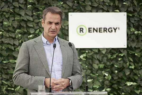 Κυριάκος Μητσοτάκης: Η αύξηση στις διεθνείς τιμές φυσικού αερίου δεν θα επηρεάσει τους καταναλωτές της ΔΕΗ