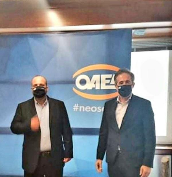Στάθης Κωνσταντινίδης, Βουλευτής ΠΕ Κοζάνης: ΟΑΕΔ, καλές ειδήσεις για τον τόπο μας
