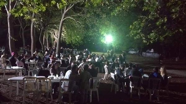 Με επιτυχία πραγματοποιήθηκε το 1ο πάρτι νεολαίας στο Πλατανόδασος Ρυμνίου