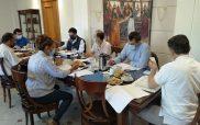 Σύσκεψη στην Π.Ε. Καστοριάς για τον προγραμματισμό έργων παρουσία του Περιφερειάρχη Δυτικής Μακεδονίας Γιώργου Κασαπίδη