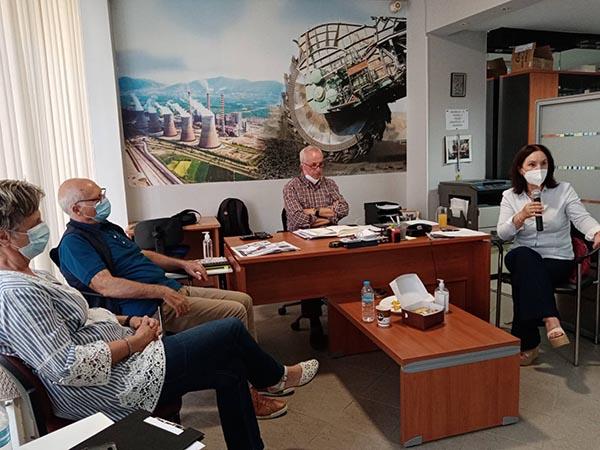 Καλλιόπη Βέττα: Συναντήσεις με το Περιφερειακό Σωματείο Συνταξιούχων ΔΕΗ Δυτικής Μακεδονίας και το Σωματείο Παραγωγών Λαϊκών Αγορών Π.Ε. Κοζάνης