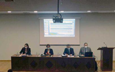 Συνάντηση του Περιφερειάρχη με κλιμάκιο του ΔΕΣΦΑ για την πορεία υλοποίησης των έργων για το φυσικό αέριο στην Περιφέρεια Δ. Μακεδονίας