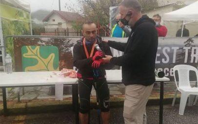 Εξαιρετικός ο Μωυσής Φολτόπουλος από την Άρδασσα – Κατέκτησε την πρώτη θέση σε αγώνα βουνού 162,6χλμ στο Παρανέστι Δράμας