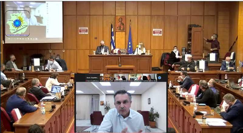 Γιώργος Kασαπίδης: Η μετεξέλιξη της ΔΕΗ θα περάσει μέσα από επενδύσεις όχι μέσα από μηνύσεις-Συζήτηση με τη διοίκηση για την αύξηση του μετοχικού κεφαλαίου της επιχείρησης