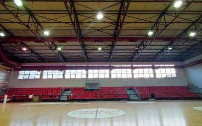 """Δήμος Γρεβενών: """"Στολίδι"""" το Κλειστό Γυμναστήριο – Σε φάση ολοκλήρωσης το μεγάλο έργο της ανάπλασης και ενεργειακής αναβάθμισης του κτιρίου"""
